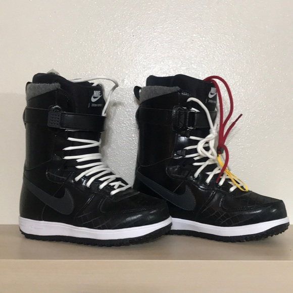Nike Zoom Force 1 ZF1 Snowboarding Boots BRAND NEW NWT